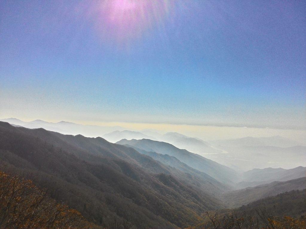 Harika bir manzara. The gorgeous landscape.